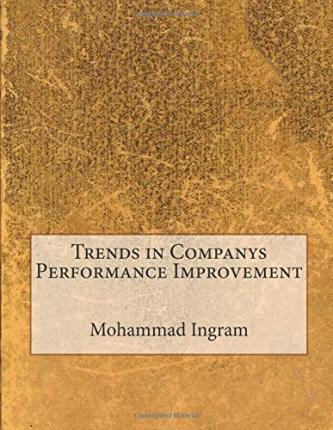 Trends in Companys Performance Improvement