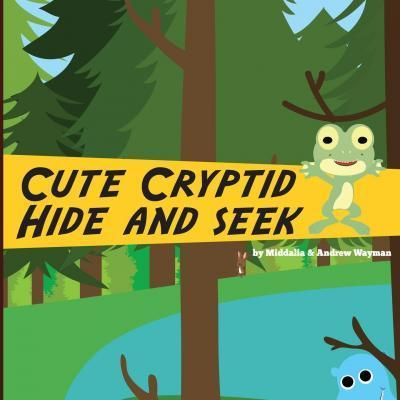 Cute Cryptids Hide and Seek
