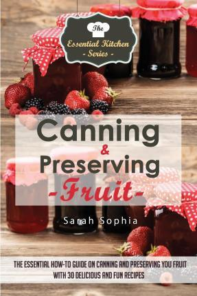 Canning & Preserving Fruit