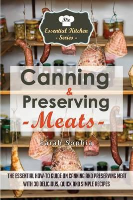 Canning & Preserving Meats