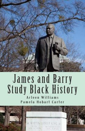 James and Barry Study Black History