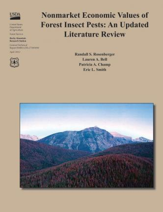 Nonmarket Economic Values of Forest Insect Pests