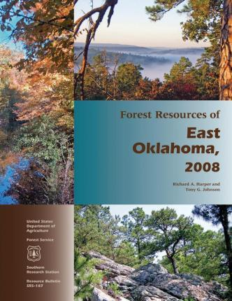 Forest Resources of East Oklahoma, 2008