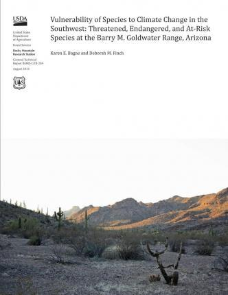 Vulnerability of Species to Climate Change in the Southwest