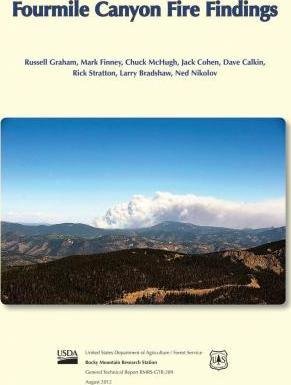 Fourmile Canyon Fire Findings