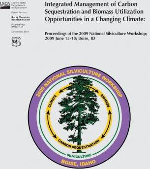 Integrated Management of Carbon Sequestration and Biomass Utilization Opportunities in a Changing Climate