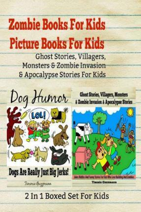 Zombie Books for Kids - Picture Books for Kids