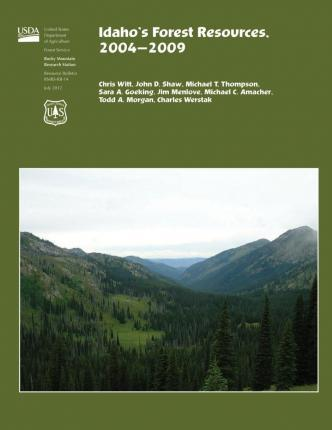 Idaho's Forest Resources,2004-2009