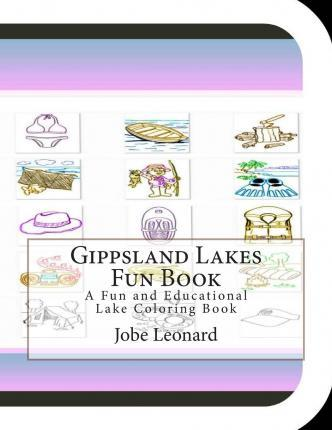 Gippsland Lakes Fun Book