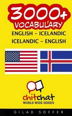 3000+ English - Icelandic Icelandic - English Vocabulary