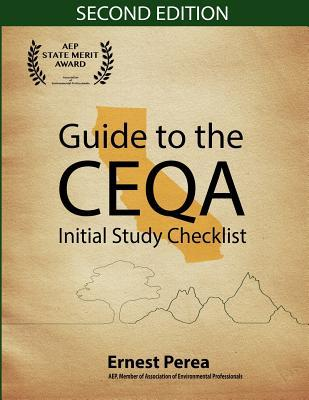 Guide to the Ceqa Initial Study Checklist