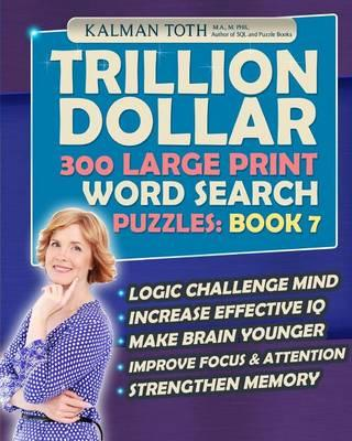 Trillion Dollar 300 Large Print Word Search Puzzles