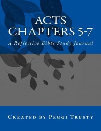 Acts, Chapters 5-7