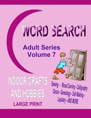 Word Search Adult Series Volume 7