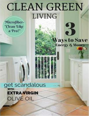 Clean Green Living Magazine Issue 1