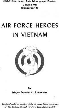 Air Force Heroes in Vietnam