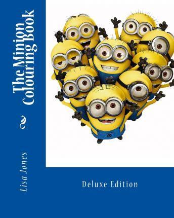 The Minion Colouring Book