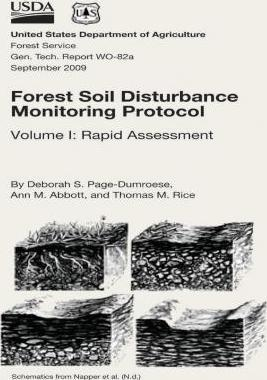 Forest Soil Distrubance Monitoring Protocol Volume 1