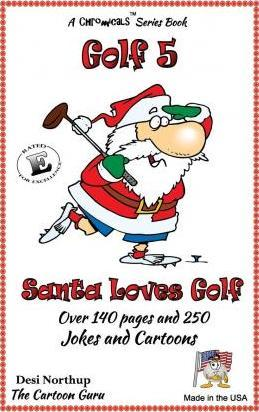 Santa Loves Golf