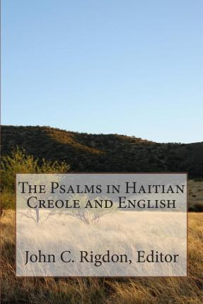 The Psalms in Haitian Creole and English