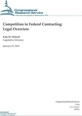 Competition in Federal Contracting