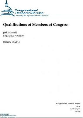 Qualifications of Members of Congress