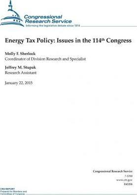 Energy Tax Policy