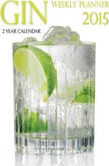 Gin Weekly Planner 2015