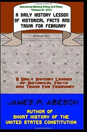 American History a Day at a Time ? February