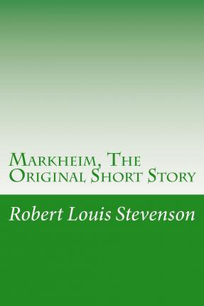 Markheim, the Original Short Story