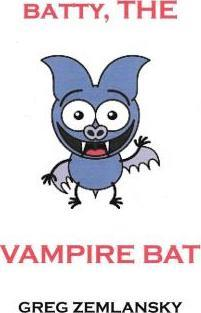 Batty, the Vampire Bat