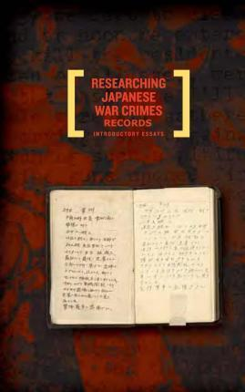Researching Japanese War Crimes Records