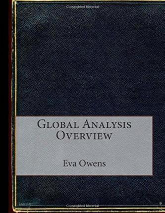 Global Analysis Overview