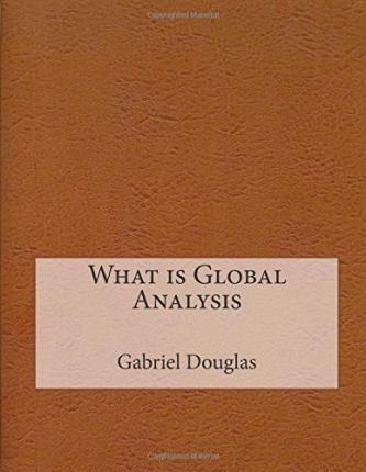 What Is Global Analysis