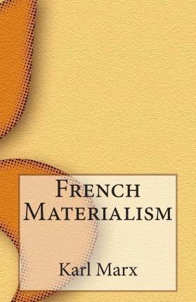 French Materialism