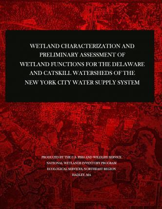 Wetland Characterization and Preliminary Assessment of Wetland Functions for the Delaware and Catskill Watersheds of the New York City Water Supply System