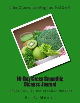 10-Day Green Smoothie Cleanse Journal