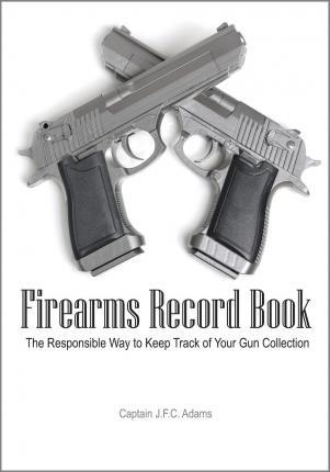 Firearms Record Book
