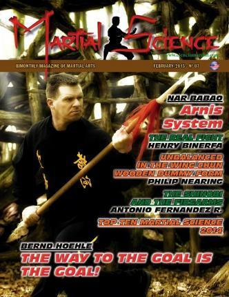 Martial Science Magazine #1 - 2015