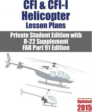 Cfi & Cfi-I Helicopter Lesson Plans