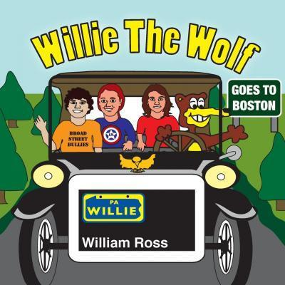 Willie the Wolf Goes to Boston