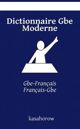 Dictionnaire GBE Moderne