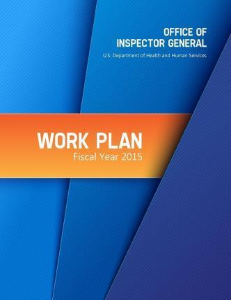 Work Plan Fiscal Year 2015