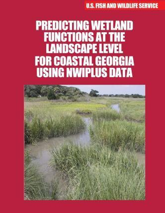 Predicting Wetland Functions at the Landscape Level for Coastal Georgia Using Nwiplus Data