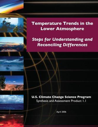 Temperature Trends in the Lower Atmosphere