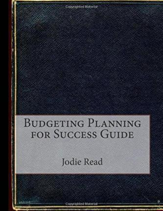 Budgeting Planning for Success Guide