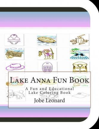 Lake Anna Fun Book