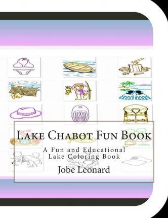 Lake Chabot Fun Book