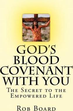 God's Blood Covenant with You