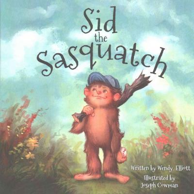 Sid the Sasquatch